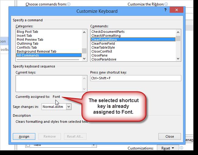 06a_shortcut_key_taken