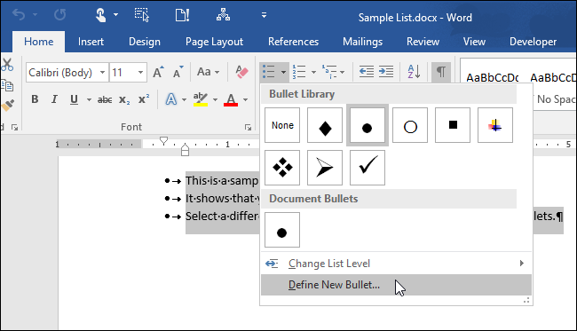 03_selecting_define_new_bullet