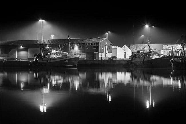 5 bateaux de pêche