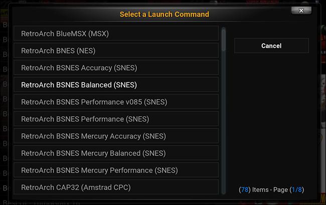 select-command-core