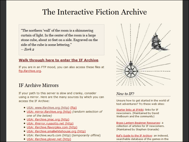 12_interactive_fiction_archive