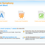 IBM Lotus Symphony est une alternative gratuite à MS Office