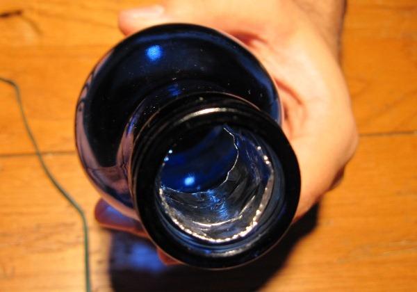 Goulot 03 bouteilles
