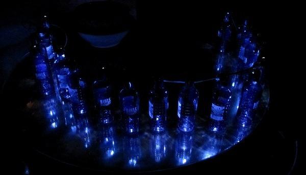 10 lumières finies éteintes