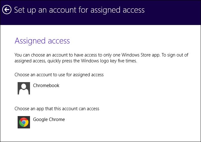 windows-8.1-accès-assigné-chrome