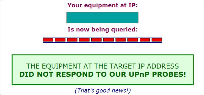 test-sonde-upnp-externe-blindé