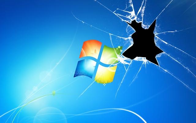 Windows 7 cassé