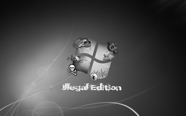 Édition illégale de Windows 7