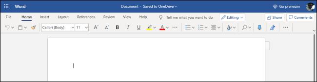 Microsoft Office en ligne