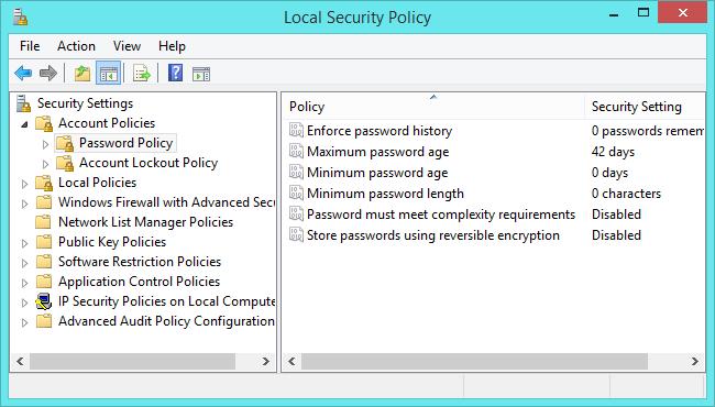 outil de politique de sécurité locale