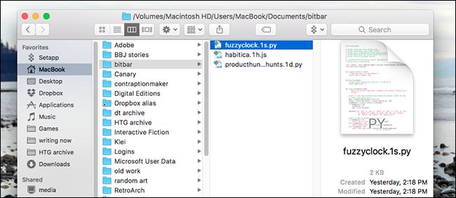 bitbar-plugins-in-folder