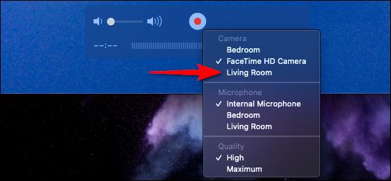 Périphérique Apple TV QuickTime Select