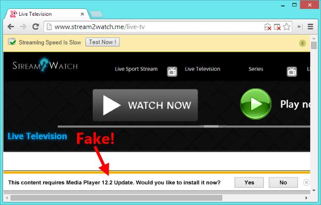 faux-lecteur-multimédia-escroquerie-lien-de-téléchargement