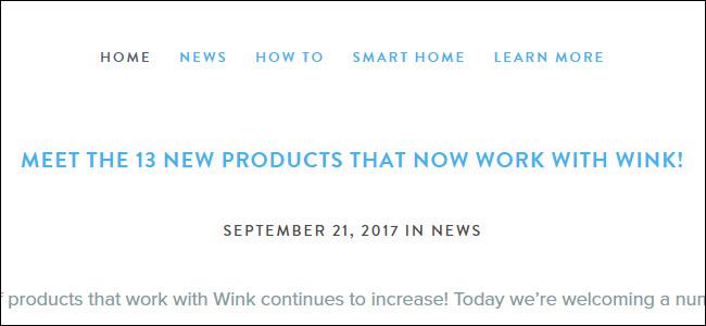 Wink News de septembre 2017