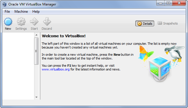 boîte virtuelle