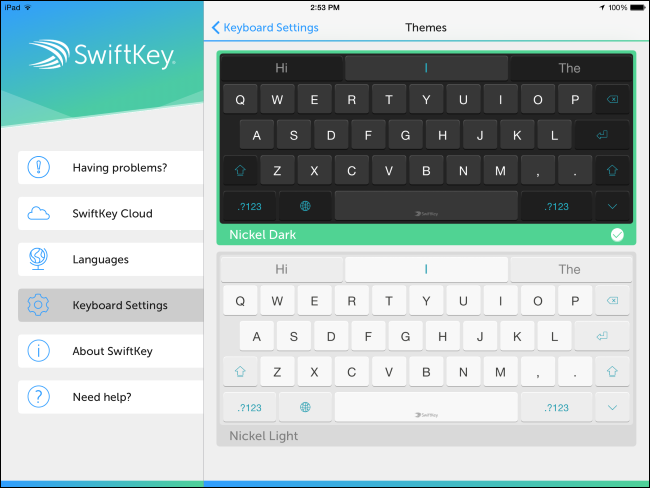 configurer-swiftkey-keyboard-on-ios-8