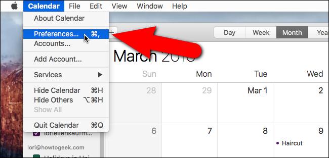 08_mac_selecting_preferences_on_calendar