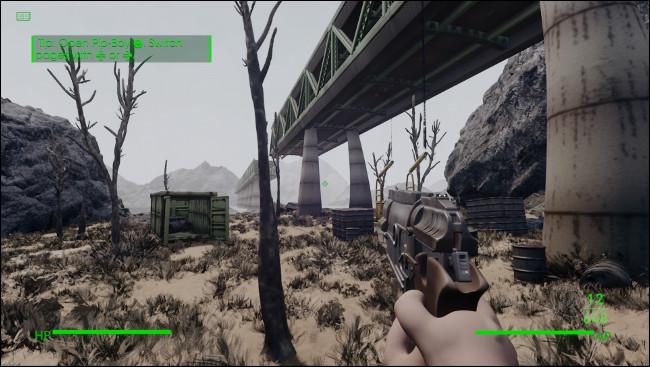 """le """"Rêves"""" édition de """"Fallout 4."""""""