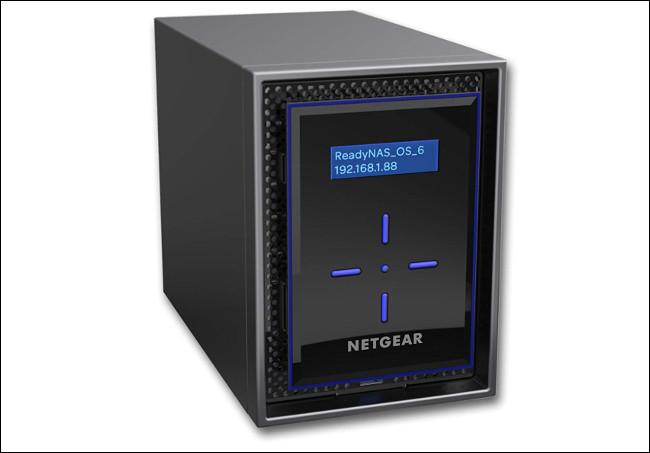 Lecteur réseau Netgear ReadyNAS RN422