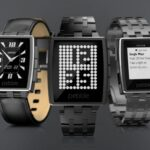La montre intelligente Pebble lance une version en acier attrayante