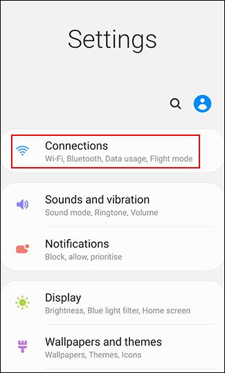"Robinet ""Connexions."""