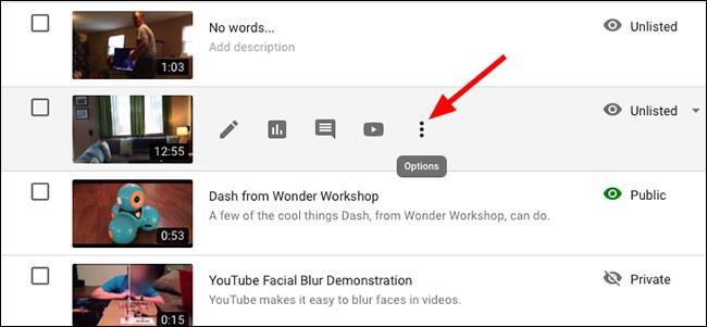 options youtube
