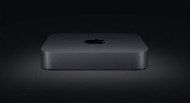 L'Apple Mac Mini 2020.