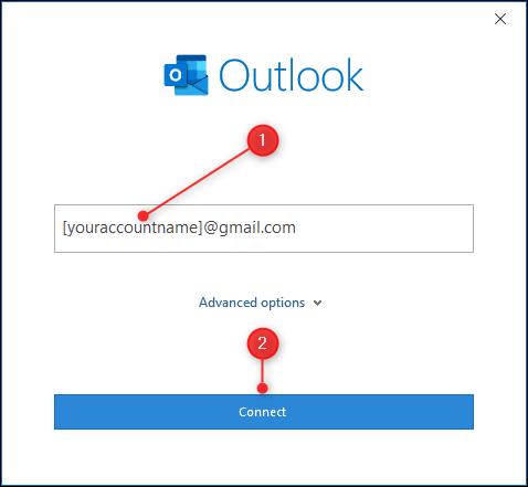 La zone de texte pour saisir votre adresse e-mail.