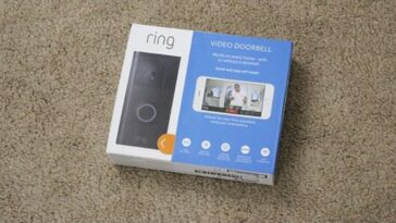 Comment installer et configurer la Ring Video Doorbell