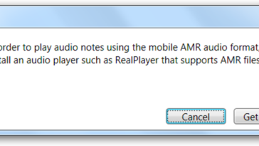 Comment lire l'audio mobile enregistré (.AMR) dans Evernote sans RealPlayer