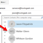 Comment importer et exporter des contacts entre Outlook et Gmail