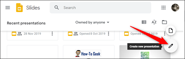 Ouvrez un nouveau document.