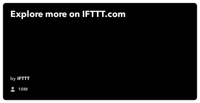 Recette IFTTT: Envoyez votre liste d'achats Amazon Echo à votre e-mail connecte amazon-alexa à l'e-mail