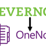 Comment migrer d'Evernote vers OneNote