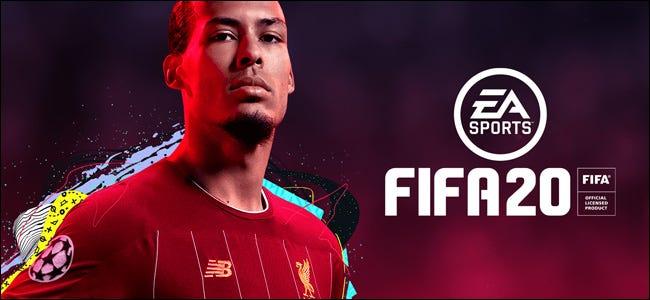 Jeu de football FIFA 20