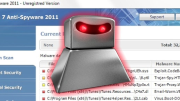 Comment supprimer Win 7 Anti-Spyware 2011 (fausses infections antivirus)