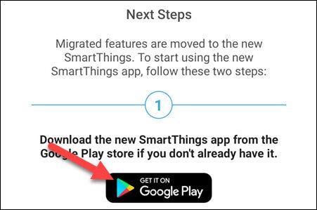 télécharger la nouvelle application