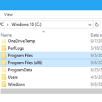 Quelle est la différence entre les dossiers «Program Files (x86)» et «Program Files» sous Windows?