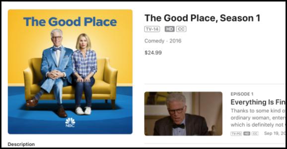 iTunes le bon endroit