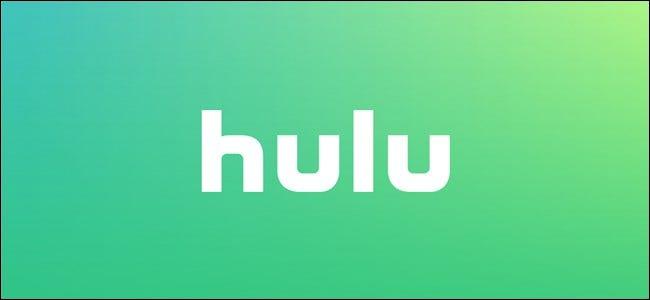 Le logo Hulu.