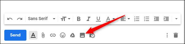 insérer une icône d'image