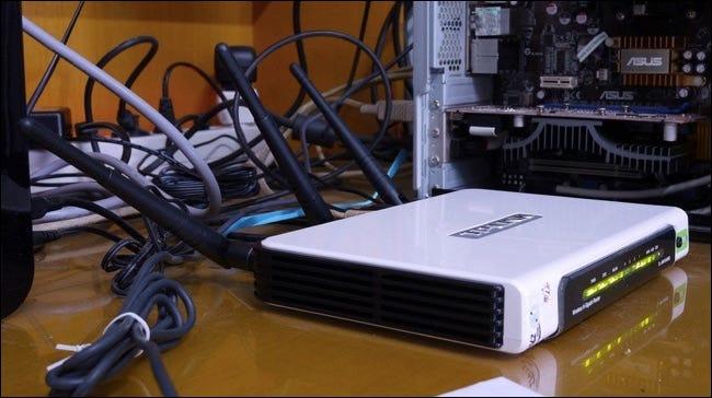 routeur sans fil moderne
