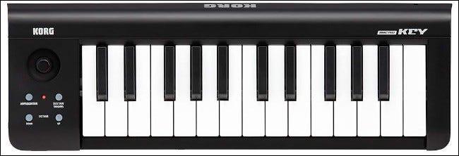 Clavier MIDI KORG Microkey