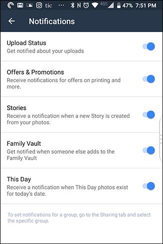 Amazon essaiera de vous envoyer une tonne de notifications si vous les laissez.