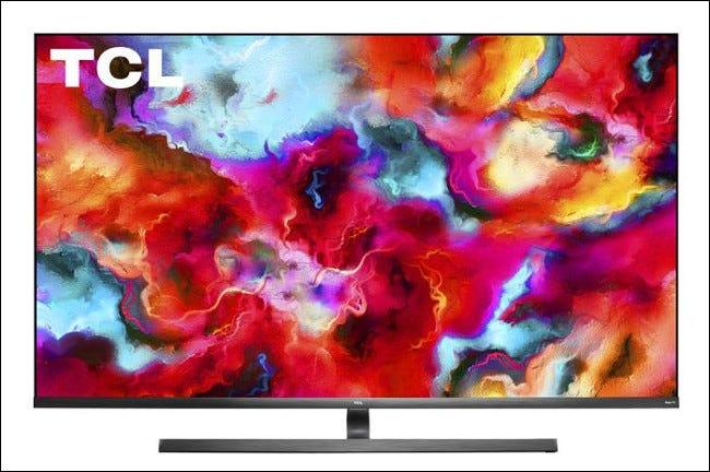 Téléviseur mini-LED 4K TCL série 8