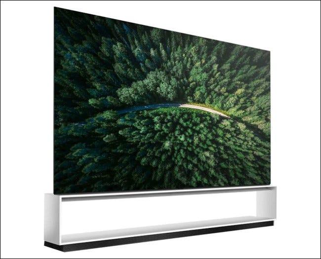 "LG 88"" Téléviseur OLED série Z9 8K"