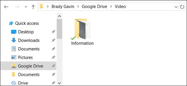 Un dossier copié dans un nouveau dossier de destination sur l'Explorateur de fichiers Windows.