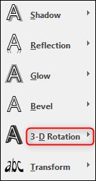 Rotation 3D
