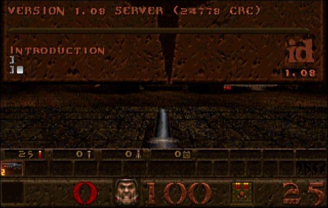 La console de jeu de Quake vous permet de contourner les règles du monde --- si vous savez quoi taper.