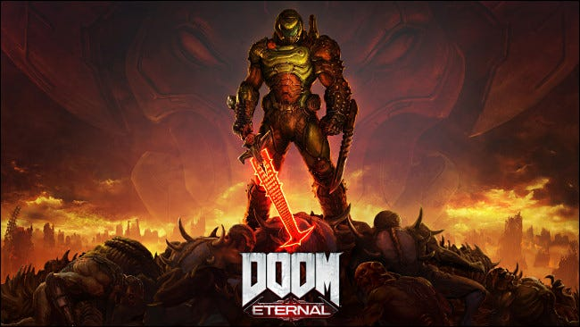 Oeuvre de Doom Eternal